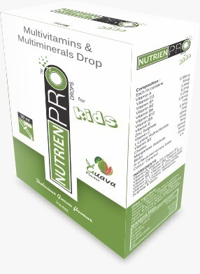 Only Brand Multivitamin Drop, Packaging Type: Bottle
