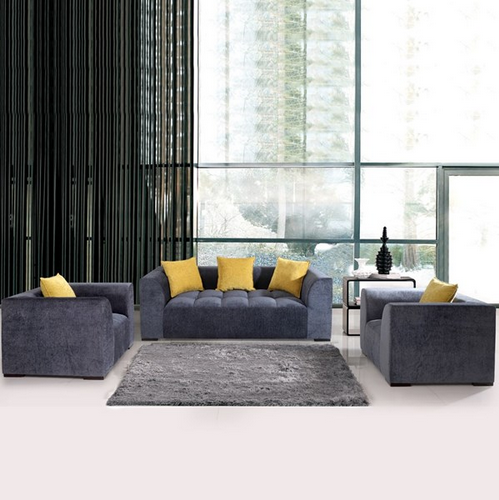 Roland Fabric Sofa Set