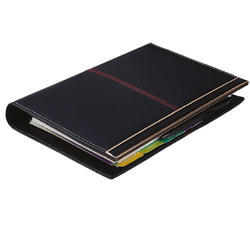 Leatherette Patti Executive Organizer
