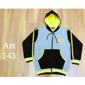 School Uniform Hood Sweatshirt