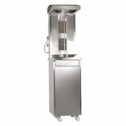 Gas Shawarma Machine Standing