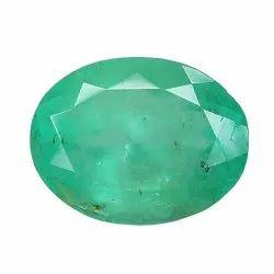 Vivid Green Natural Colombian Emerald