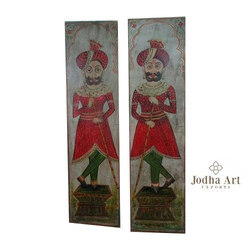 Indian Handicrafts Painting