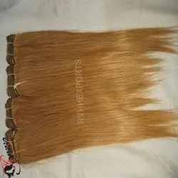 Indian Human Blonde Hair