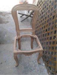 Wooden Chair Frame
