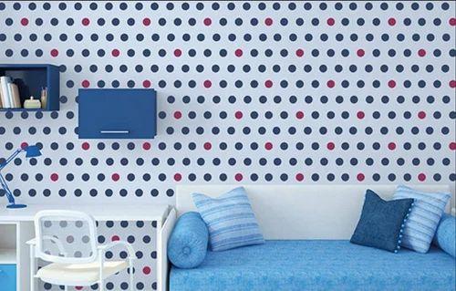 Multicolor Asian Paint Polka Dots Stencils | ID: 18962458755
