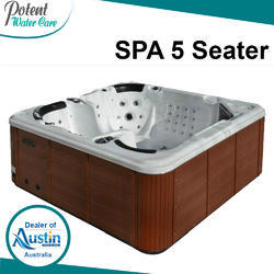 5 Seater Spa Bath Tub
