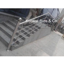 Top Mounted Staircase Railings
