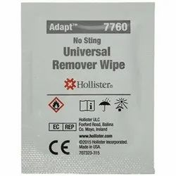 Hollister Normal Skin Adhesive and Barriers Remover Universal Wipes