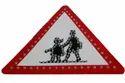 Triangular Sign Board