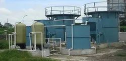 Effluent Wastewater Treatment Plants