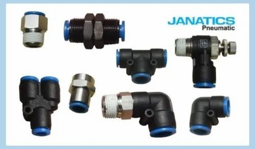 Janatics Pneumatic Fittings