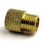 Brass Diamond Knurling Inserts Single Groove