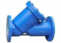 PFA Lined Y-type Strainer