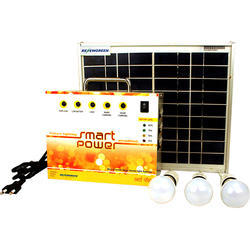 Smart Solar Home Light Systems