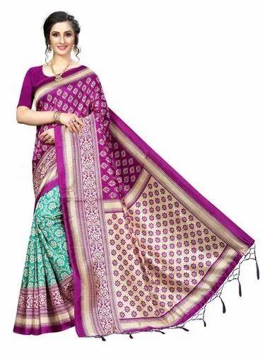 8f794f1486 Uniquetreand, Surat - Manufacturer of Printed Georgette Saree and Banarasi  Sarees
