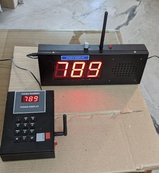 Wireless Token Display