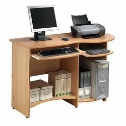 Wooden Computer Executive Table