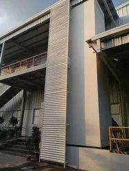 Exterior Elevation Work