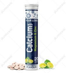Calcium With Magnesium & Zinc Tablet