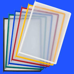 Display Plastic Frames