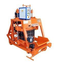 Hollow Block Making Machine, SK430
