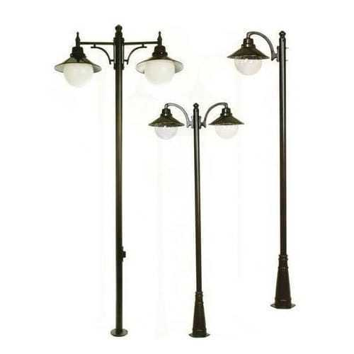 Decorative Garden Lights And Pole At Rs 12000 Piece Garden Pole Light Id 20250935512