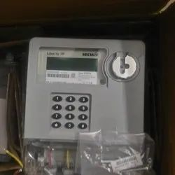 Three Secure 3 Phase Prepaid Energy Meter, Liberty 3P Directly Connected for Commercial