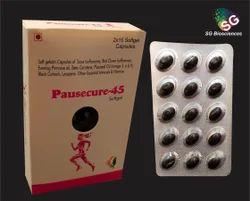 Soya Isoflavonoids, Evening Primerose Oil, Beta Carotene and Ginseng Tablets