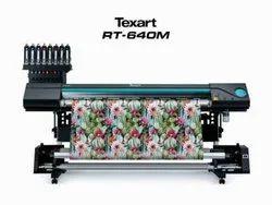 Roland Automatic Texart RT 640M Multi-Function Dye Sublimation Printer