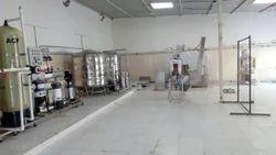 Bottled Drinking Water Bottling Plant