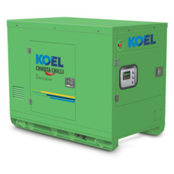 15 KVA KOEL By Kirloskar Diesel Genset