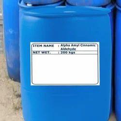 Cinnamic Aldehyde, C9H8O, CAS 104-55-2, 5, 35, 220kgs Drum, For Industrial Use