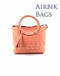Female Pink Airbik Sling Bags