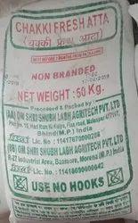 Wheat Chaki Fresh Atta, Packaging Type: Bag, 3 Months