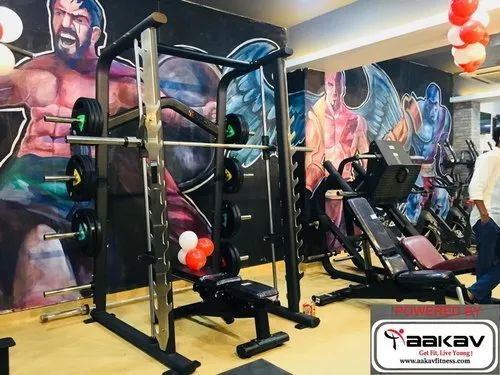 Commercial Gym Set Up Services