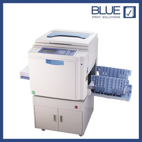BPS 750 Blue Digital Duplicator