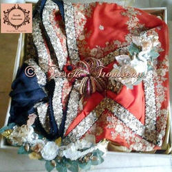Wedding Saree Packing Gift