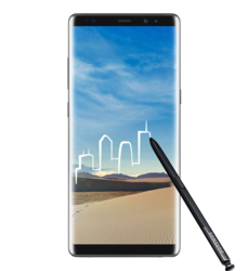 Black Galaxy Note, Note8 Mobile Phones