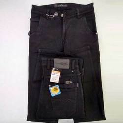 Hanex Faded Black Denim Jeans