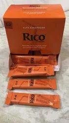 Brass Wood Rico Reeds Alto Sax