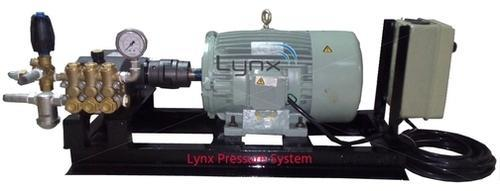 High Pressure Hydrostatic Test Pumps 250 Bar