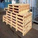 Rubberwood Wooden Pallets