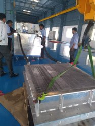 Radiator Pressure Drop Test Rigs