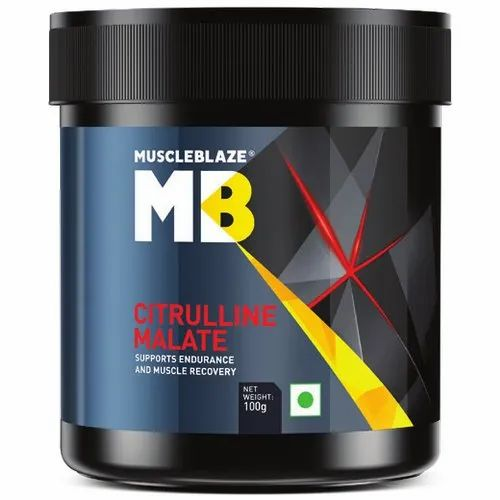 MUSCLE RECOVERY Muscleblaze Citrulline Malate, for Muscle Building, Powder