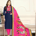 Fancy Unstitched Salwar Kameez