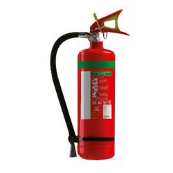 Clean Agent Stored Pressure Type Fire Extinguisher
