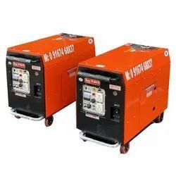 5kW Soundproof Bajaj-M Ultra Compact Petrol Generator Set