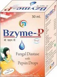Fungal Diastase, Pepsin Drops