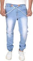 Casual Wear Slim Fit Men's Denim Jeans Jogger at Attractive Price